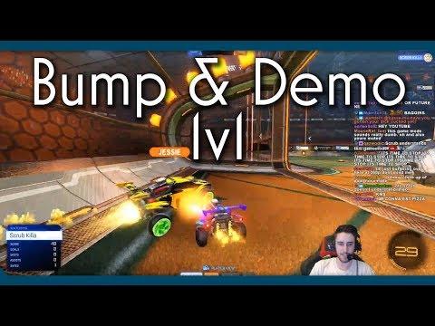 Bumps & Demos Only 1v1 | Scrub vs Jessie