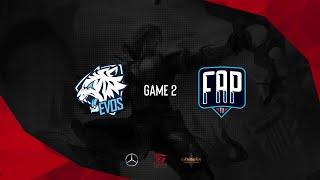ESL Vietnam Championship - Liên Quân Mobile: EVOS vs FapTV - Game 2