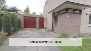Te huur: Nistelrodestraat 11 in Tilburg, wijk tuindorp de Kievit