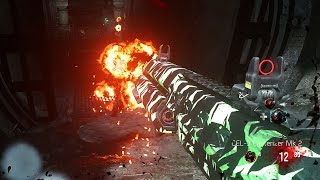 "Advanced Warfare Burger Town ""INFECTION"" Zombies Gameplay! (New DLC 2 Map)"