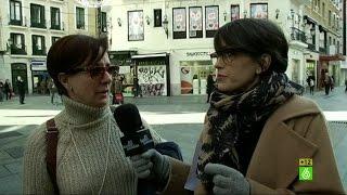 """Ciudadana: """"No me sé la letra del himno español, me acue..."""