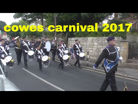 cowes carnival 2017 isle of wight