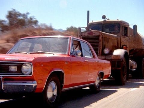 DUEL - THE HELL LOCOMOTIVE OF THE ROAD - 281 PETERBILT
