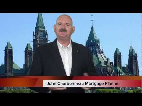 New Mortgage Rules with CMHC