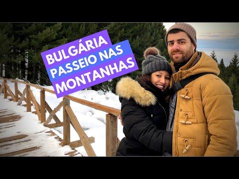 Subimos uma Montanha na Bulgária