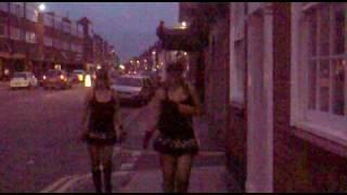 jane and the girls going commando