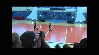 LONG HOT SUMMER line dance Magali Chabret