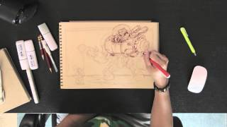 Inspirational Artist: Patrick Ballesteros (Ultra HD 4k)