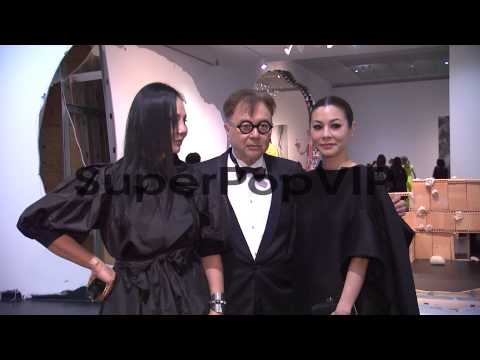 Michael Chow, Eva Chow at Yesssss! MOCA Gala 2013, Celebr...