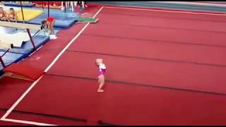 Открытое Первенство Кабардино-Балкарской Республики по спортивной гимнастике. (Вольные)
