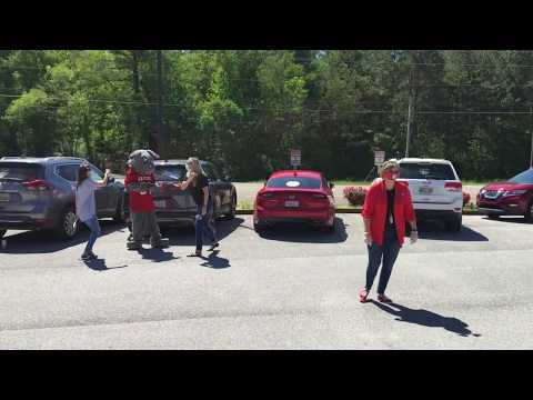 Gaston High School Graduation Pickup 2020