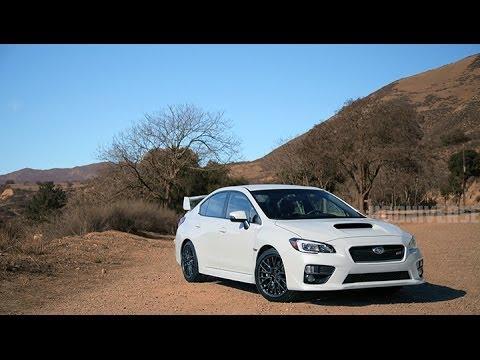 first drive 2015 subaru wrx sti youtube rh youtube com