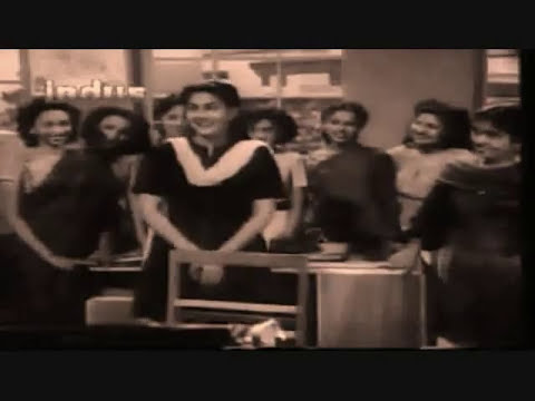 lara lappa..ek thi ladki1950 Best of Lata..a tribute to la ra lappa girl Meena Shorey