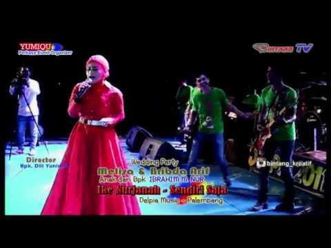 Delpia Music & Ike Nurjanah - Sendiri Saja