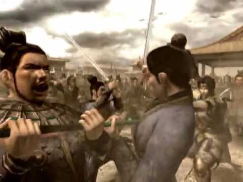 Dynasty Warriors 5 - Opening - PS2