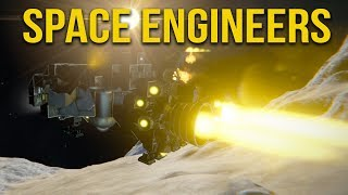 Space Engineers Sunday Mod All The Things -  Moving Day! #38