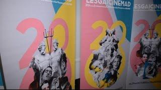 Presentación del LesGaiCineMad 2015