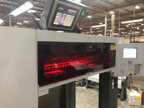 Heidelberg XL 106-10P - Dual UV Printing Press - eco-LED, eco and Conventional UV Curing