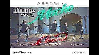 MERSAL - MACHO Dance video ||  Airwalkers || Acstasy