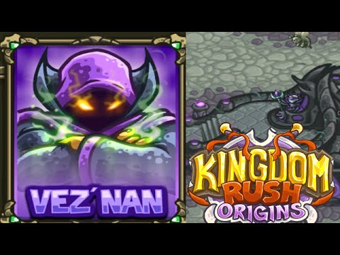 Kingdom Rush Origins: New Boss Malicia