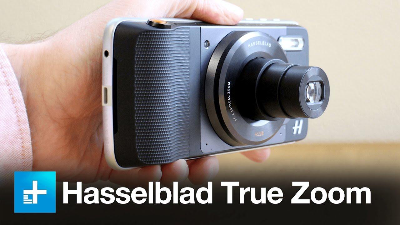 Hasselblad True Zoom Mod For Motorola Moto Z Hands On Review Youtube Play Garansi Resmi