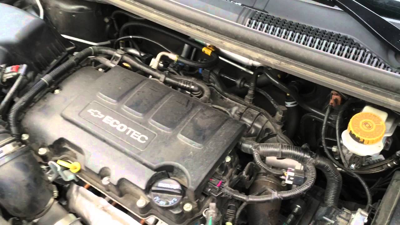 2011 Chevrolet Traverse Engine Diagram Chevy Sonic Diagnosis Squeaky Squealing Sound Youtube