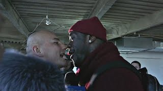 Deontay Wilder Vs. Artur Szpilka: Pre-Fight Scuffle | January 16th On SHOWTIME