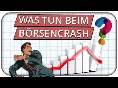 Finanzkrise, was kannst du tun?! inkl. Checkliste für den nächsten Börsencrash