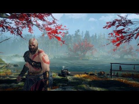 Wallpaper Engine Kratos God Of War Ps4 Animated Background ツ