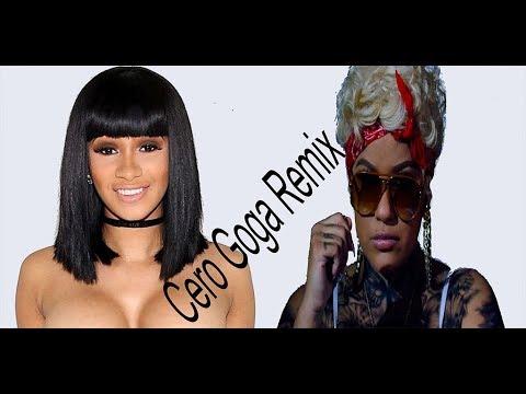 Insuperable ft Cardi B cero goga remix
