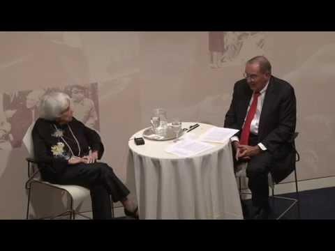 Elizabeth McCormack in Conversation with Jonathan Fanton