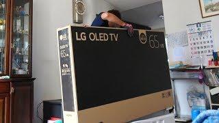 最新のLG有機EL購入物語! 液晶テレビ 検索動画 17