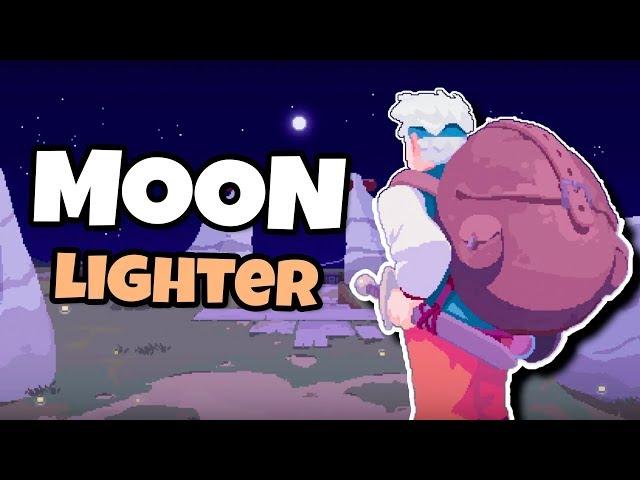 Moonlighter   Explore Dungeons e Seja um Comerciante   Gameplay em Português PT-BR