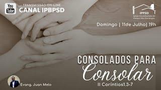 Consolados para Consolar - II Co 1: 3-7
