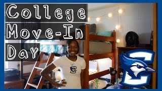 College Move In Day: Freshman Year Creighton University | Katrina Nesbit