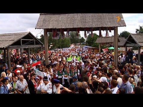 Сорочинський ярмарок на Полтавщині: «Україна – єдина родина»
