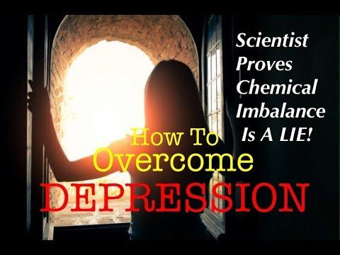 Overcoming Depression - Ten Simple Steps To Break Free