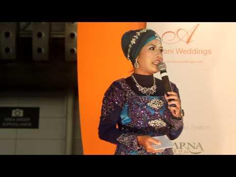 DJ LIA MARLIA @ FIESTA PENGANTIN PERDANA 2012 SINGAPORE EXPO HALL 6