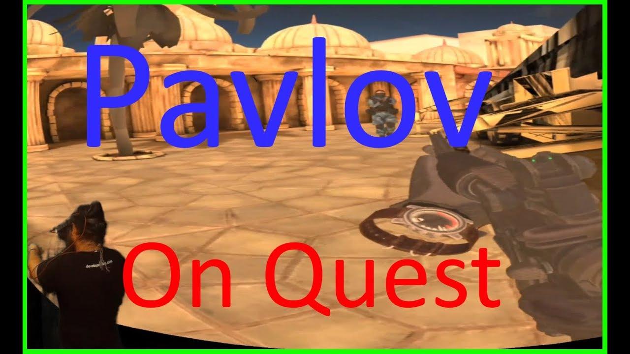Pavlov Tutorial # 2 | Oculus Quest VR