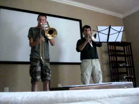 Skyrim trombone duet
