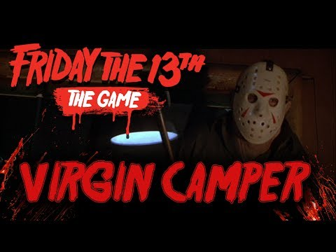 VIRGIN CAMPER - Friday the 13th the Game [PC]