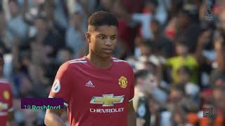 Карьера FIFA 18! Manchester United! #3