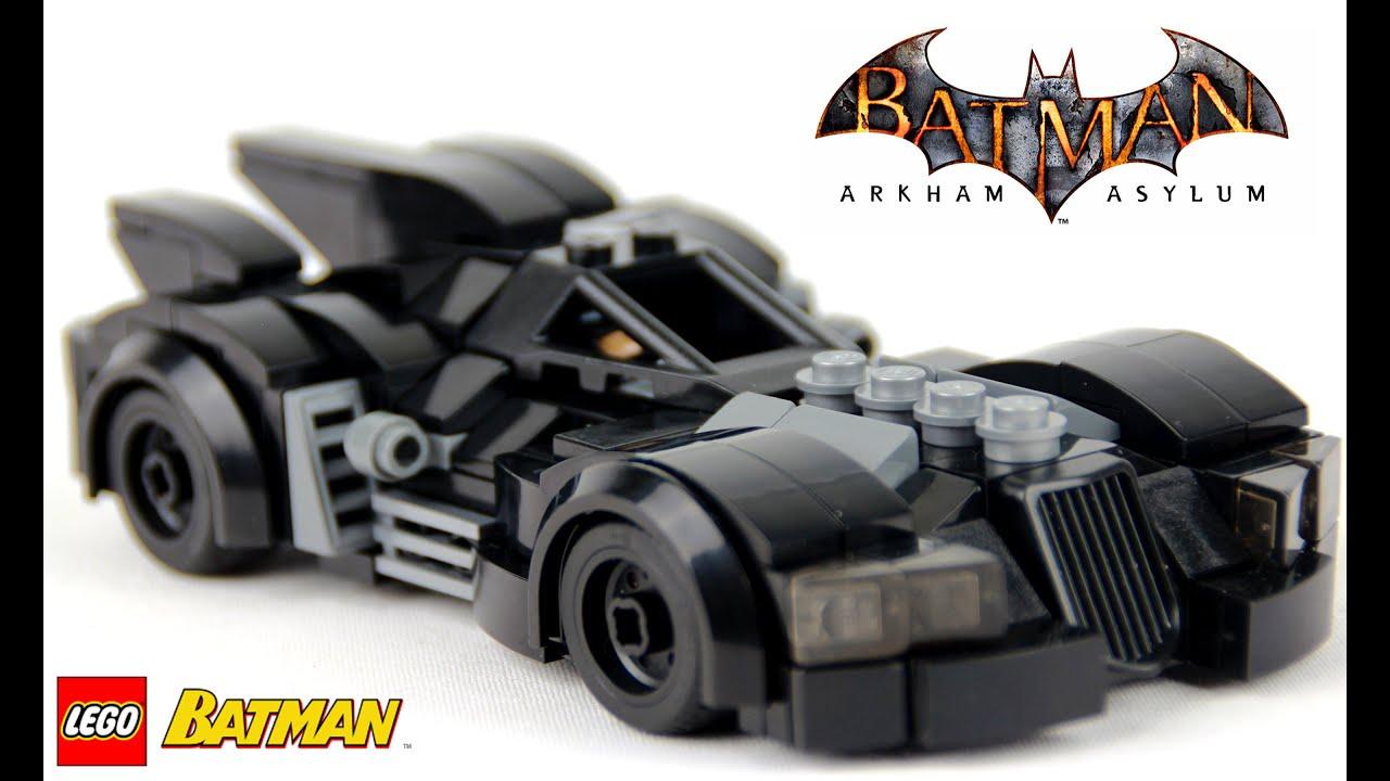 Lego How To Build Lego Batman