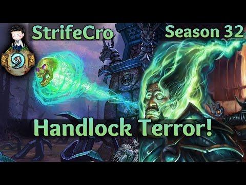 Hearthstone Giant Handlock S32 #5: Giant Mess