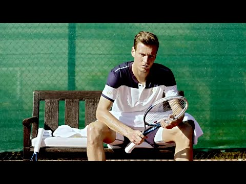 Sports Studio: Tennis with Tomas Berdych - H&M Life