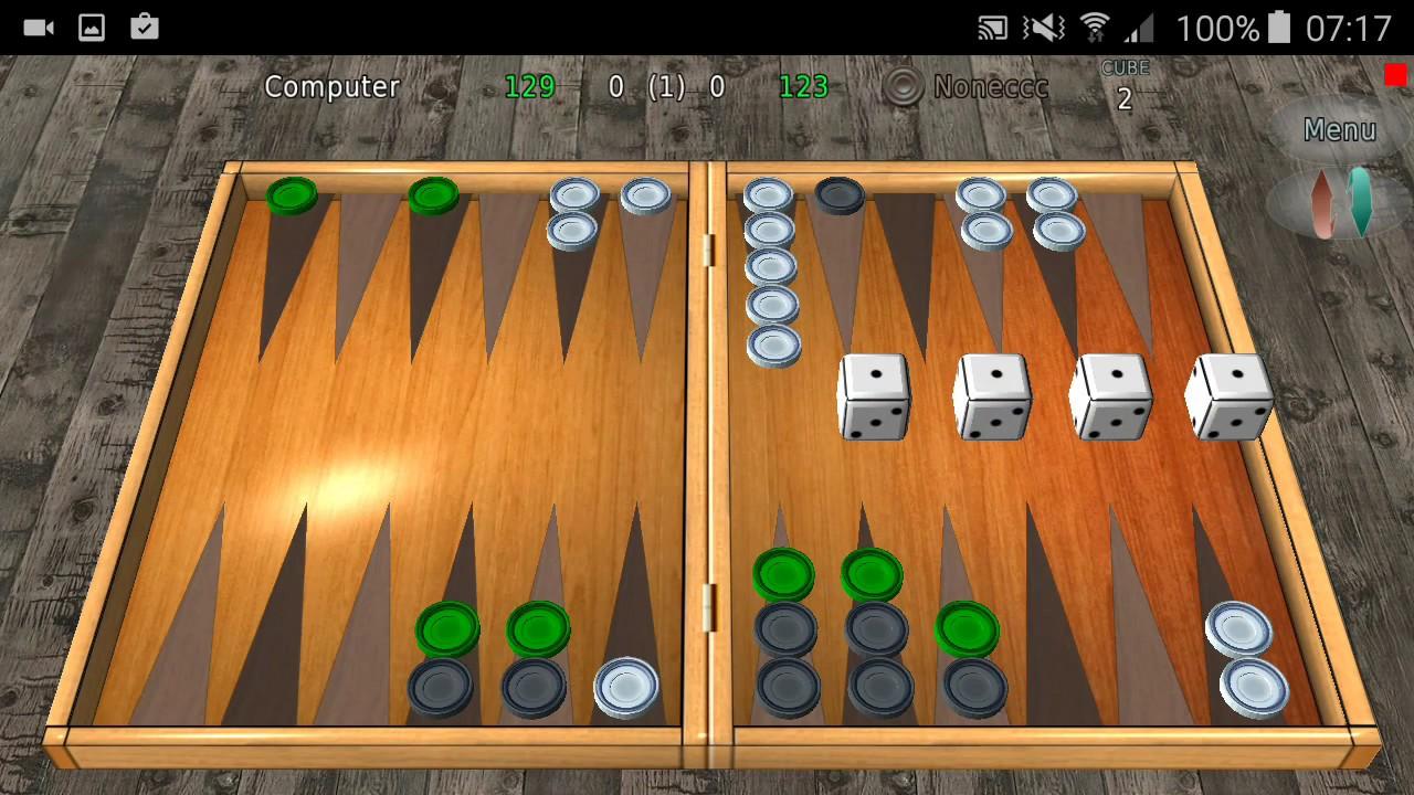Backgammon Reloaded 3d Demo 1 Youtube