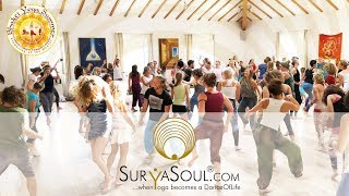 SuryaSoul® at the Bhakti Yoga Sommer Festival with SuryaSoul Soma and Spirit classes