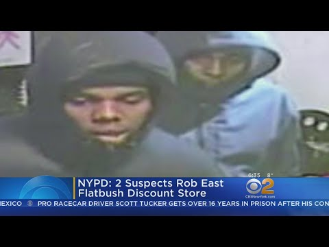Two Suspects Rob East Flatbush Discount Store, Cops Say