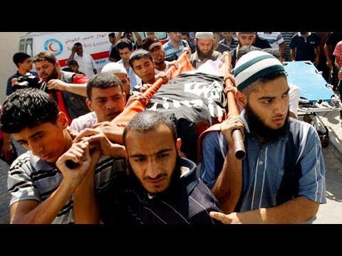Mosaic News 6/20/2012: Renewed Israeli Air Strikes on Gaza Raise Death Toll to Nine
