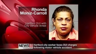 Hartford City Employee Fired After Dui Crash
